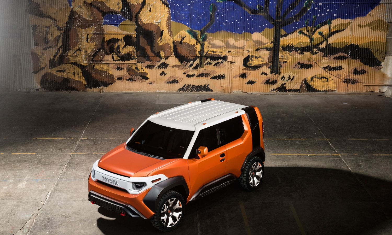 From Desktop to Trailhead: Toyota FT-4X Concept is a Modern 4×4 Toolbox for the Most Intrepid Urbanites