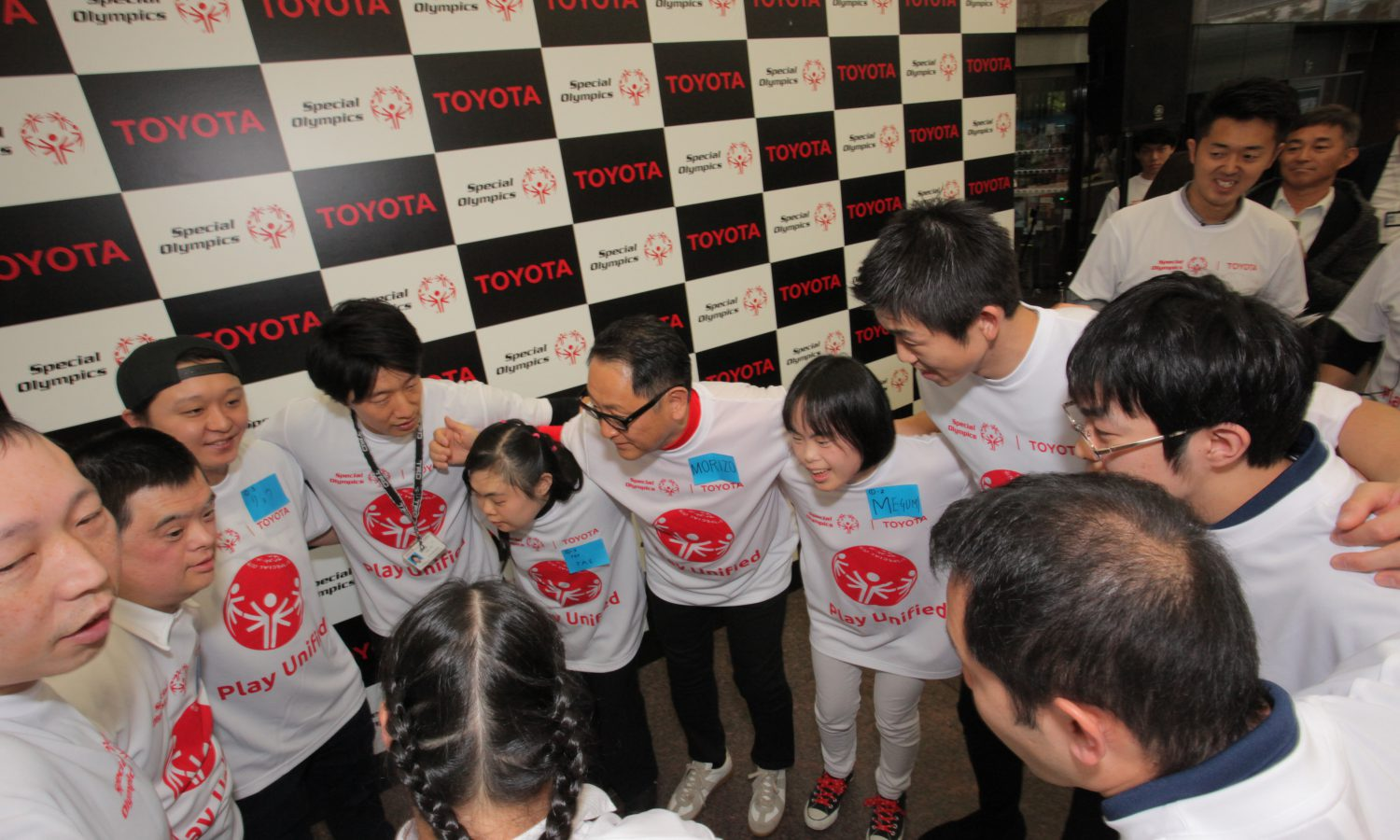 Toyota Celebrates Teamwork and Inclusivity at the Special Olympics Unified Cup