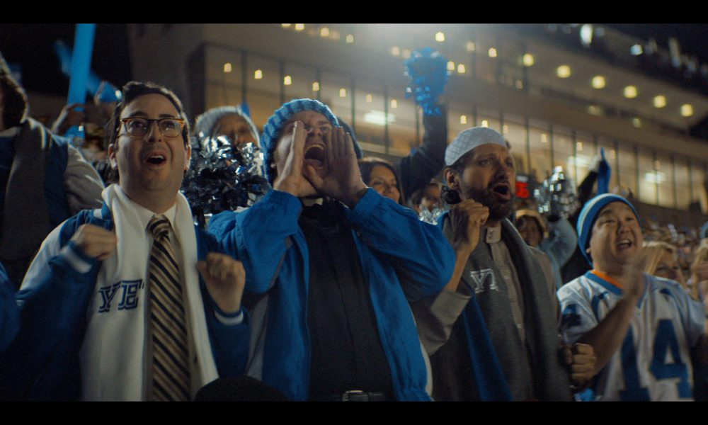 Sports Fans Unite in Toyota's Super Bowl Commercial 'One Team'