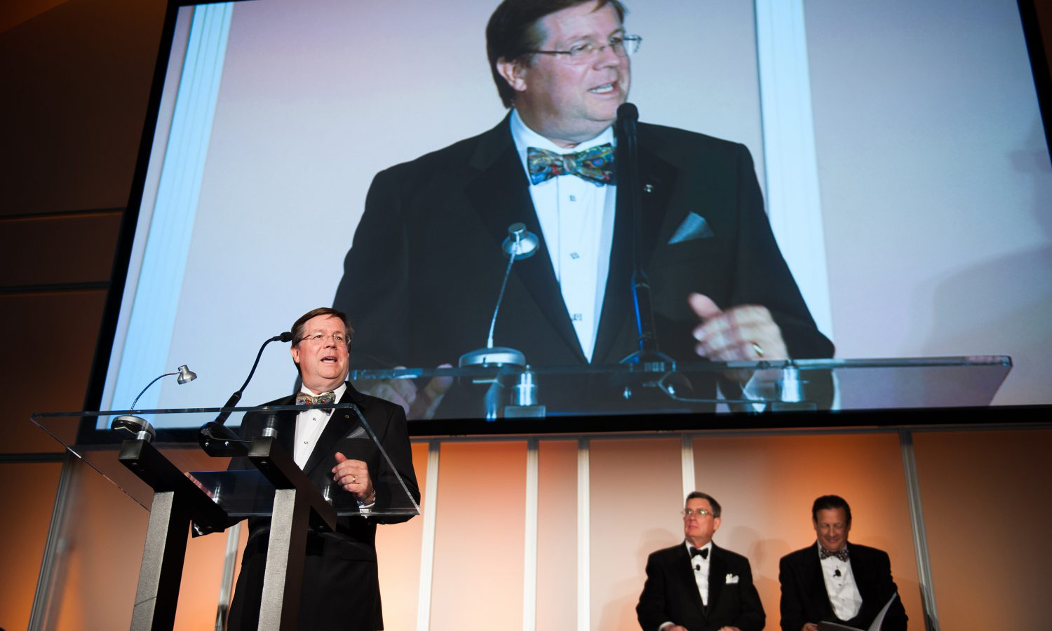 Jim Lentz Honored as Industry Leader of the Year by the Automotive Hall of Fame