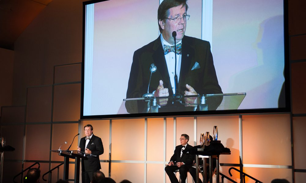2014 Automotive Hall of Fame Induction & Awards Gala Ceremony – Jim Lentz