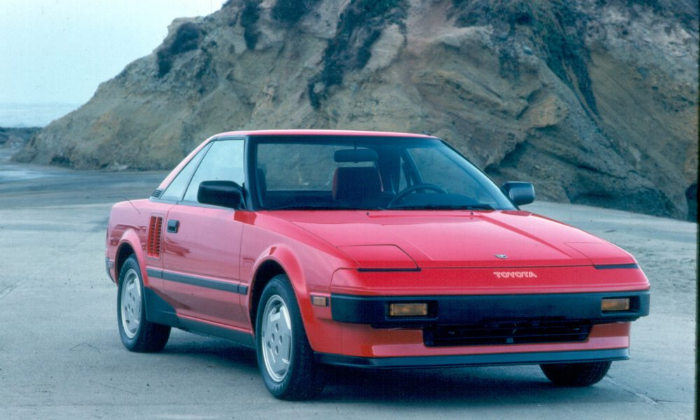 1985 – 1990 Toyota MR2 [First (1st) Generation]