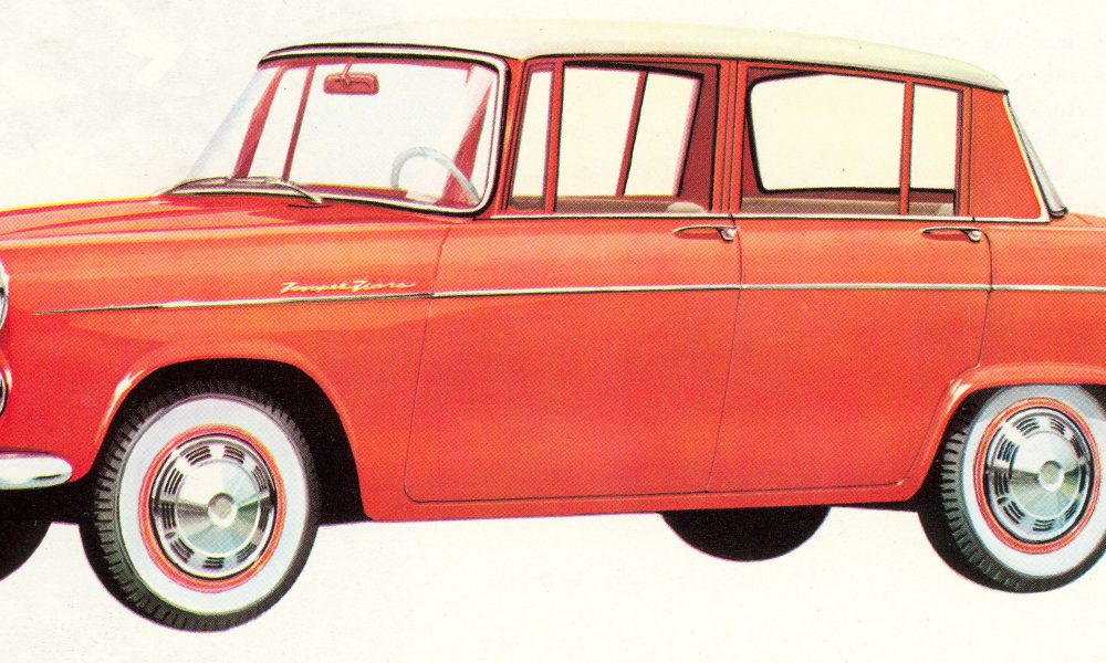 1962 – 1965 Toyota Tiara [First (1st) Generation]
