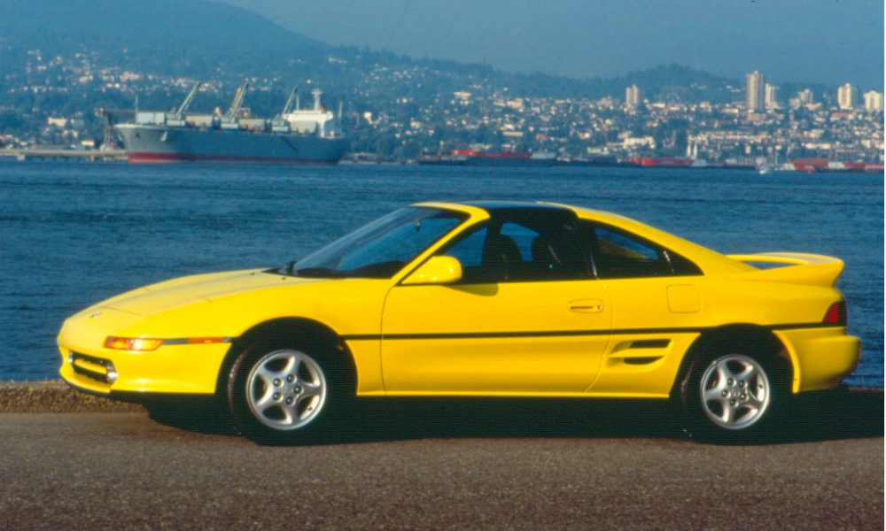 1991 – 1999 Toyota MR2 [Second (2nd) Generation]