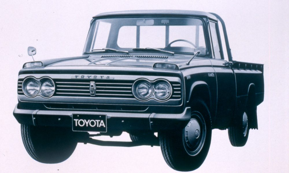 1964 – 1967 Toyota Stout [First (1st) Generation]