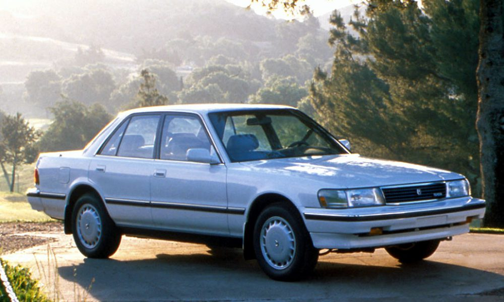 1989 – 1992 Toyota Cressida [Fourth (4th) Generation]