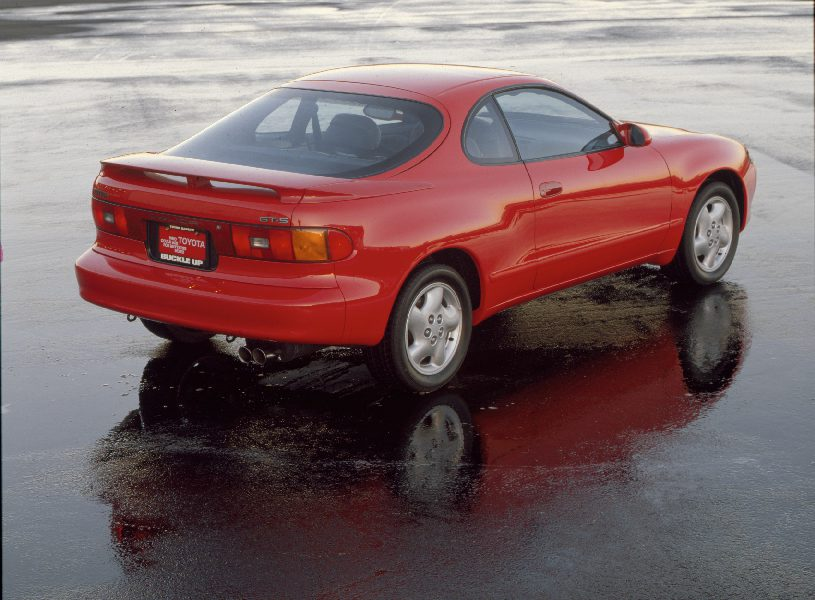 1990 – 1993 Toyota Celica [Fifth (5th) Generation]