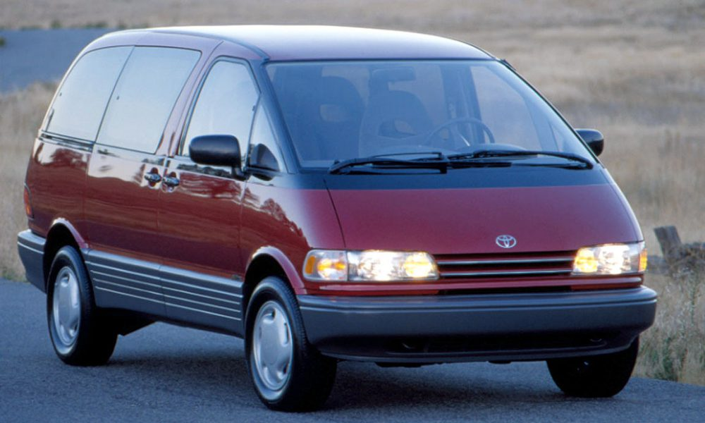 1991 – 1997 Toyota Previa [First (1st) Generation]