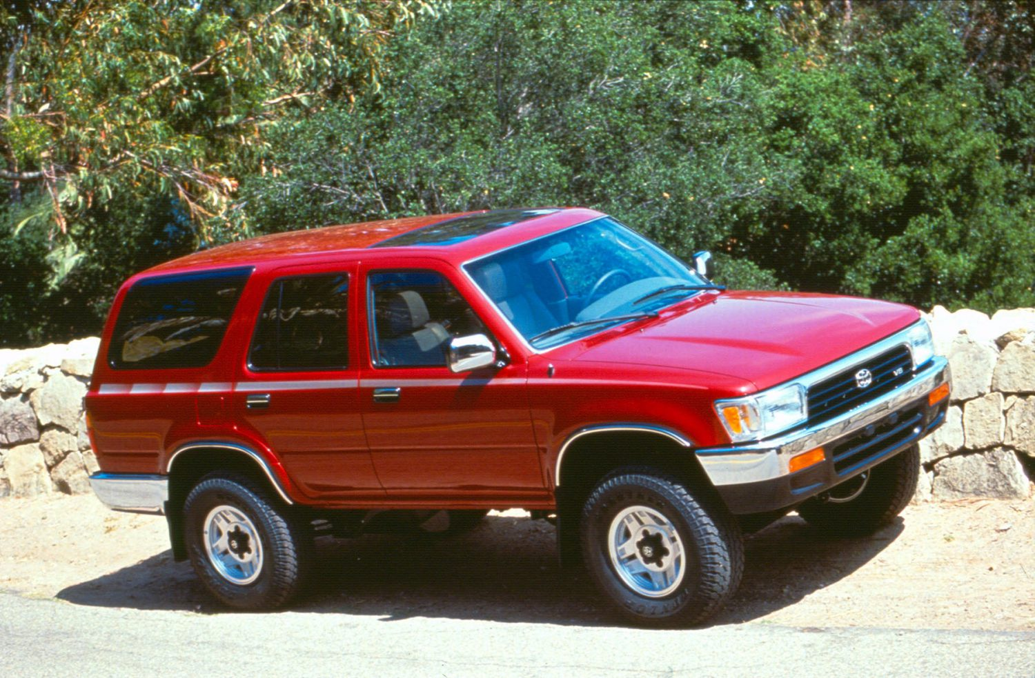 1990 1995 toyota 4runner second 2nd generation toyota usa newsroom 1990 1995 toyota 4runner second 2nd