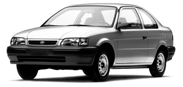 1995 – 1998 Toyota Tercel [Fifth (5th) Generation]