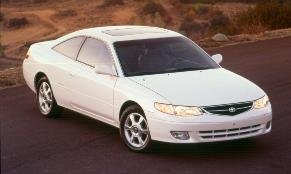 1999 – 2003 Toyota Camry Solara [First (1st) Generation]
