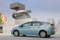 Toyota Introduces 2012 Prius Plug-in Hybrid