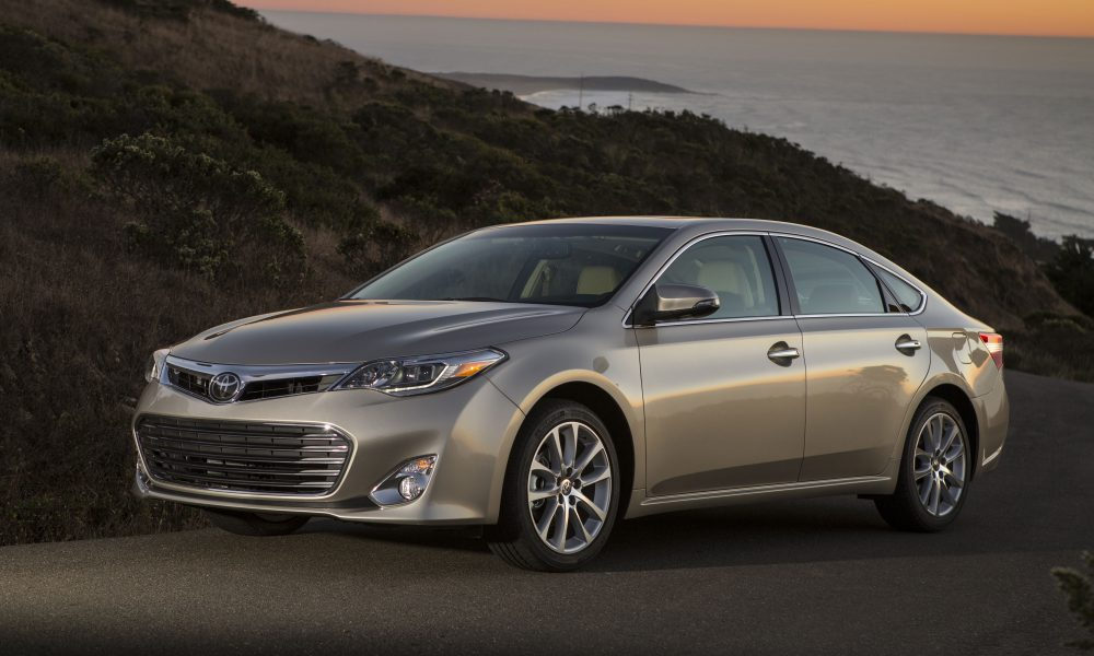 Toyota Earns Best Brand Award and Six Category Honors from Kelley Blue Book's 2014 Best Resale Value Awards