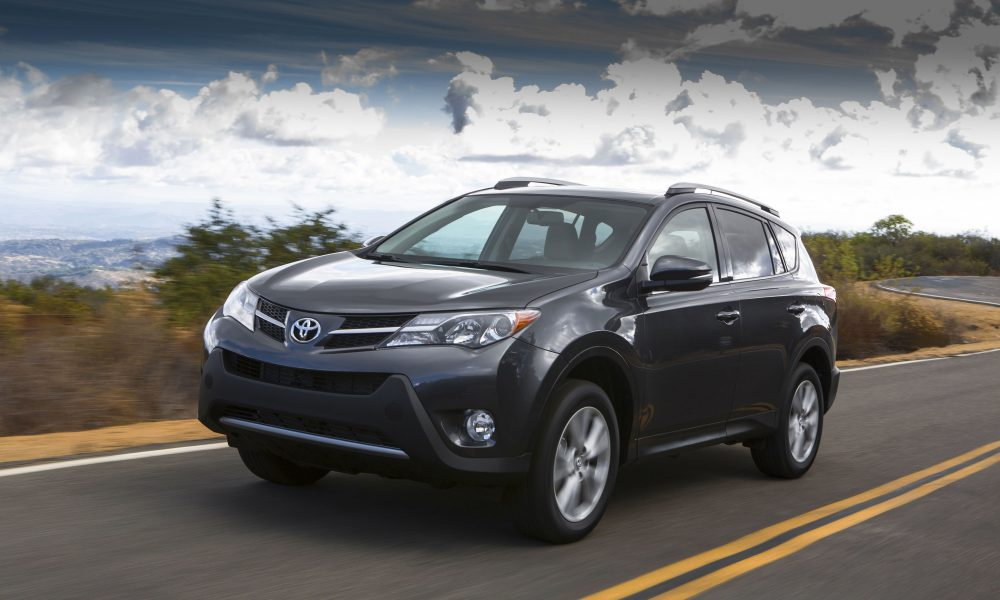 2013 – 2015 Toyota RAV4 [Fourth (4th) Generation]