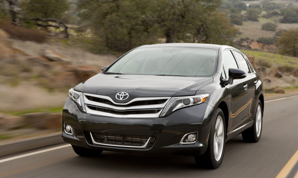 2015 Toyota Venza Product Information