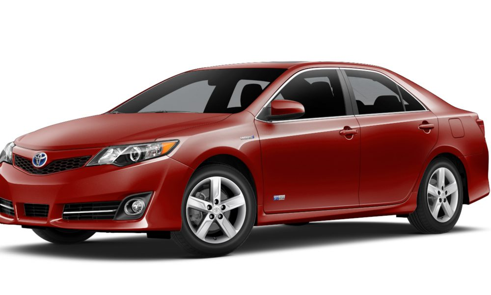 Spoiler Alert! Toyota Camry Hybrid Line-up Adds SE Limited Edition for 2014.5 Model Year