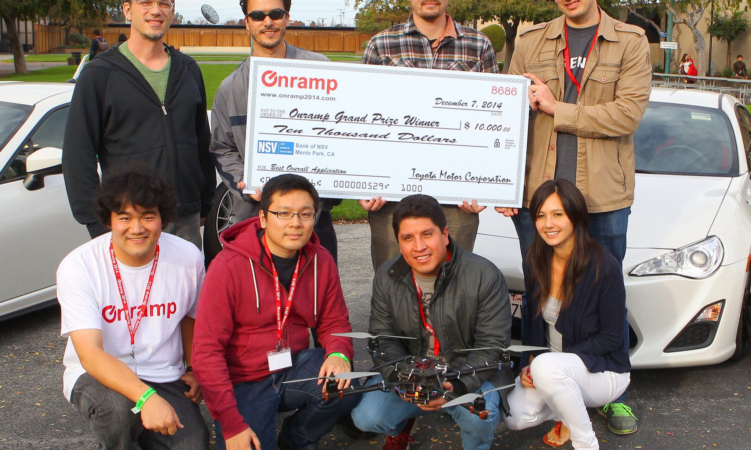 Toyota Announces Winners of Silicon Valley App Design Competition