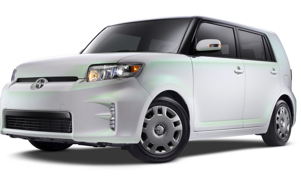 Scion xB Release Series 10.0 Infused With Techie Style