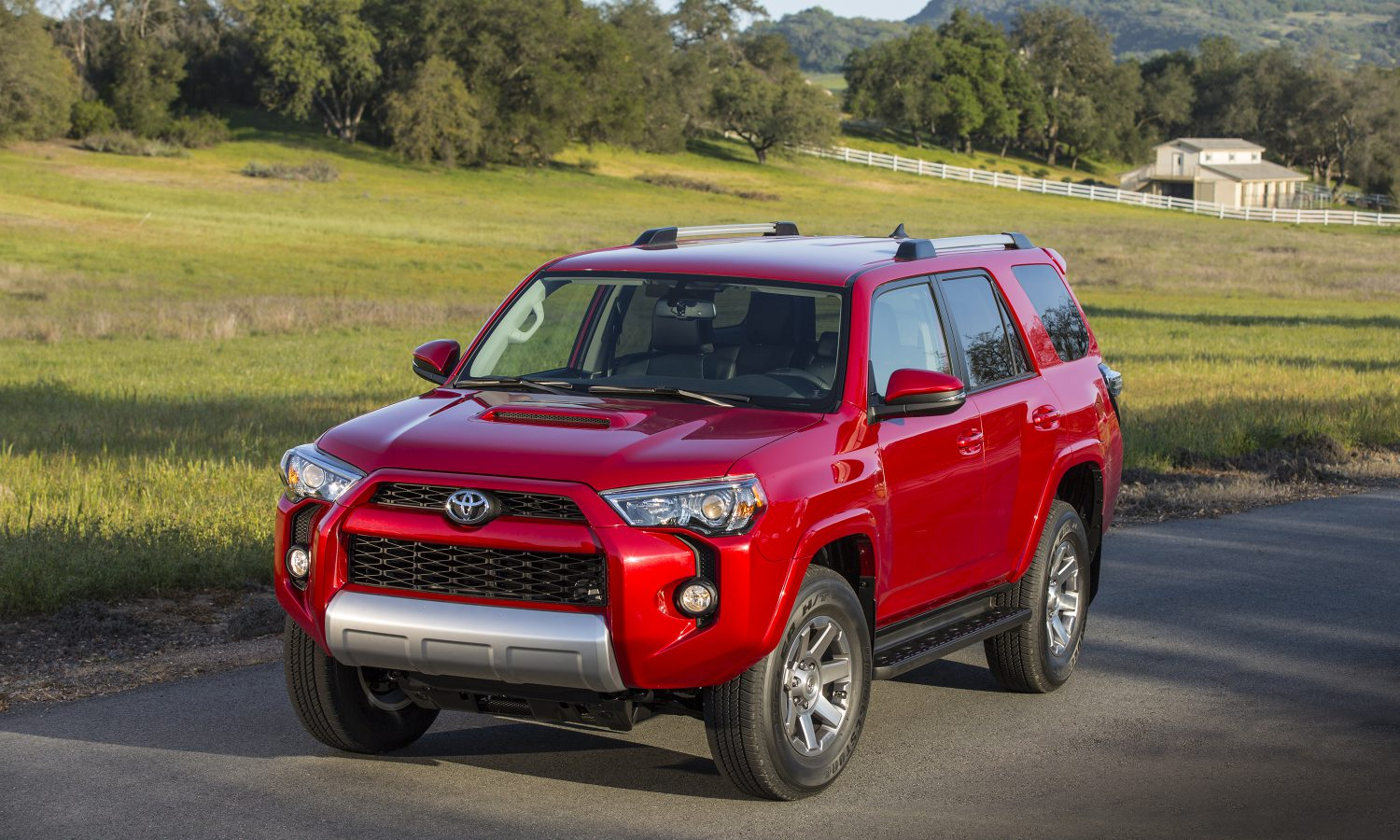 Toyota 4runner 30 Years Of Faithful Service And Fun Now Offered In Rugged Trd Pro Series Formula Toyota Usa Newsroom