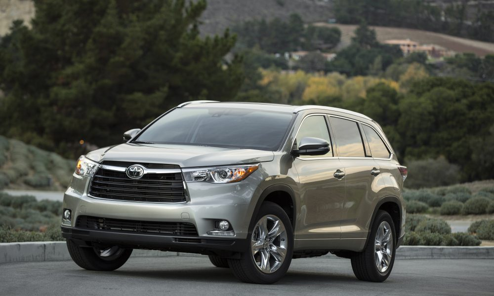 Toyota Begins to Export U.S.-Built Highlander SUVs  to Australia, New Zealand and Eastern Europe