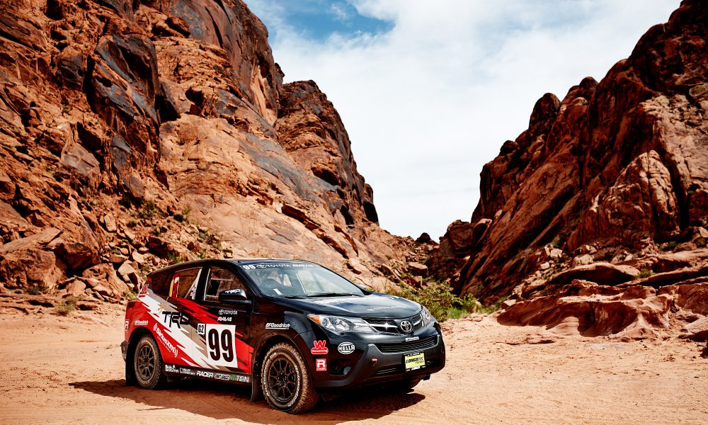 2015 Rally America 2WD-Open Class – Toyota RAV4 Rally Vehicle 003