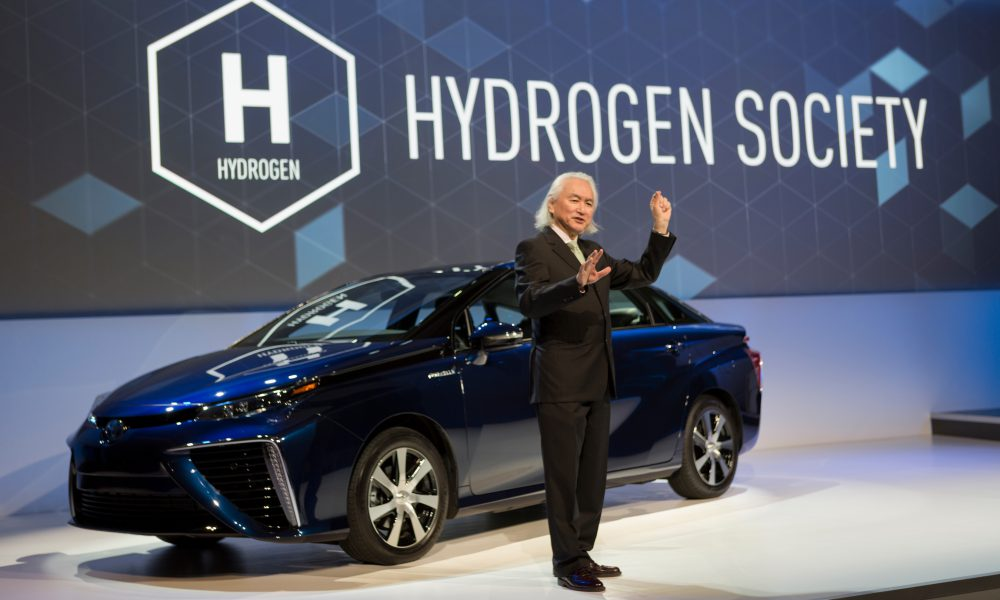 2015 Consumer Electronics Show (CES) – Toyota Press Conference 002