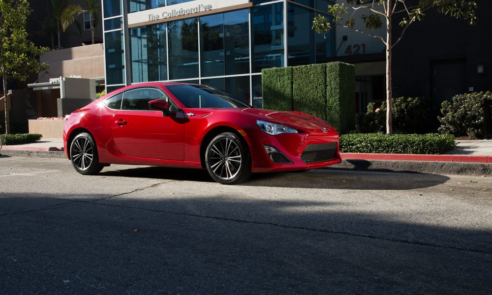 New Style, Safety, Sounds and Sales Price For 2016 Scion FR-S