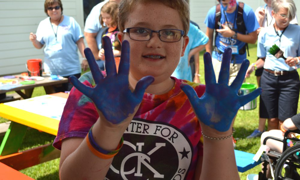 2015 The Center for Courageous Kids (CCK) 001