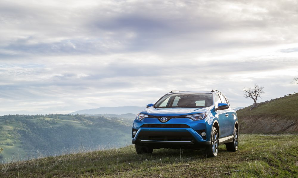 Start Spreading the News: 2016 Toyota RAV4 Hybrid Debuts at New York International Auto Show
