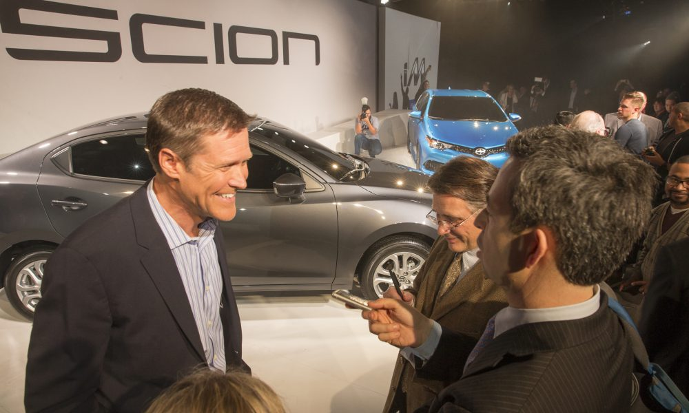 Scion's Dual Vehicle Launch Opens Striking Options for Younger Drivers
