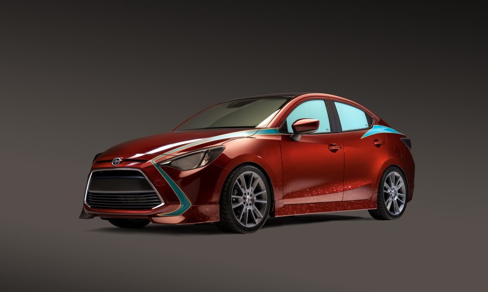 Scion Brings Curb Appeal to the 2015 Los Angeles Auto Show