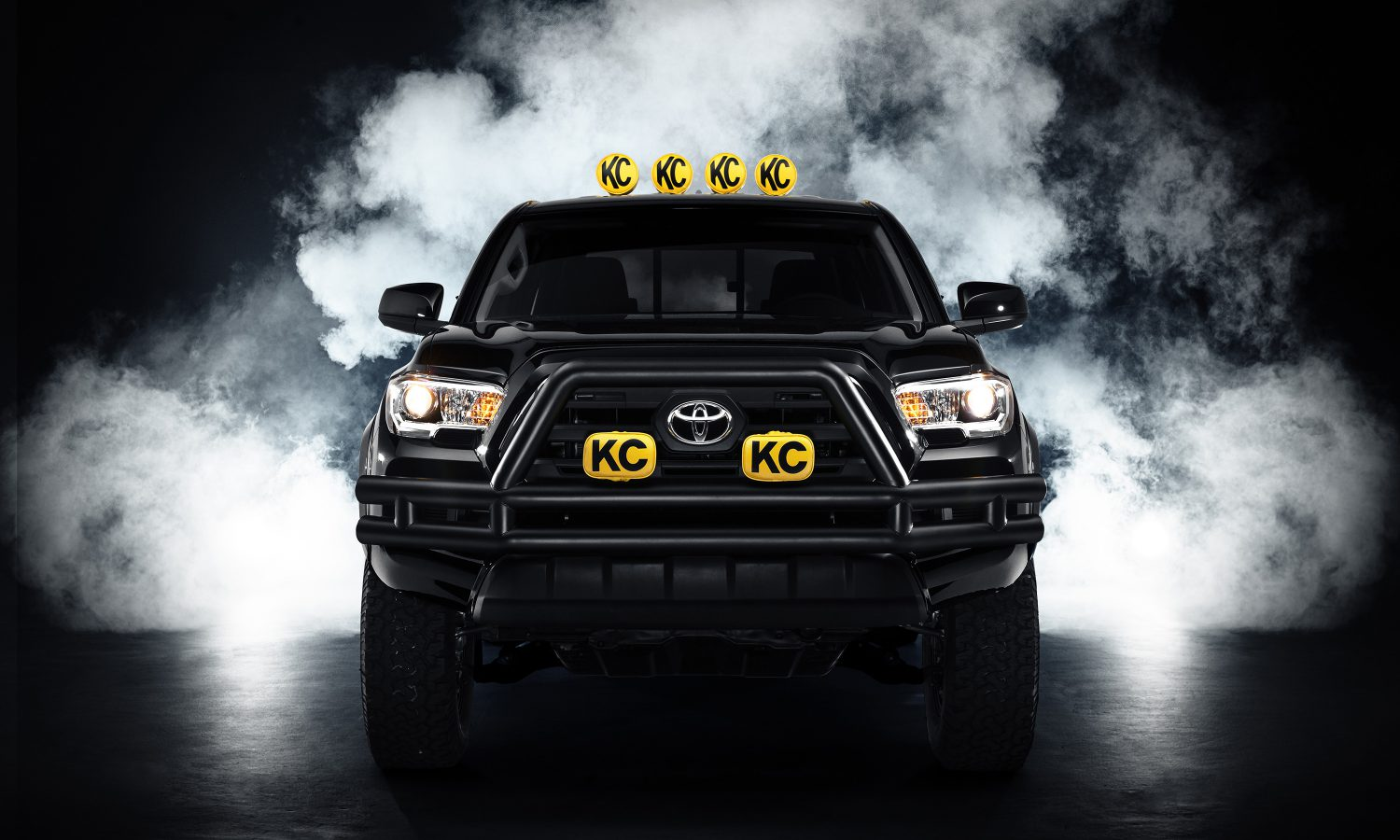 Marty Mcfly Truck >> Toyota Reimagines Marty Mcfly S Dream Truck With 2016 Tacoma