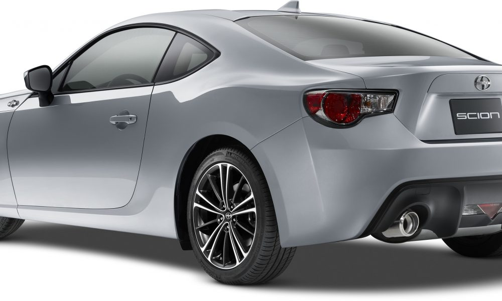 2015 Scion FR-S Advances the Look and Feel of Driving