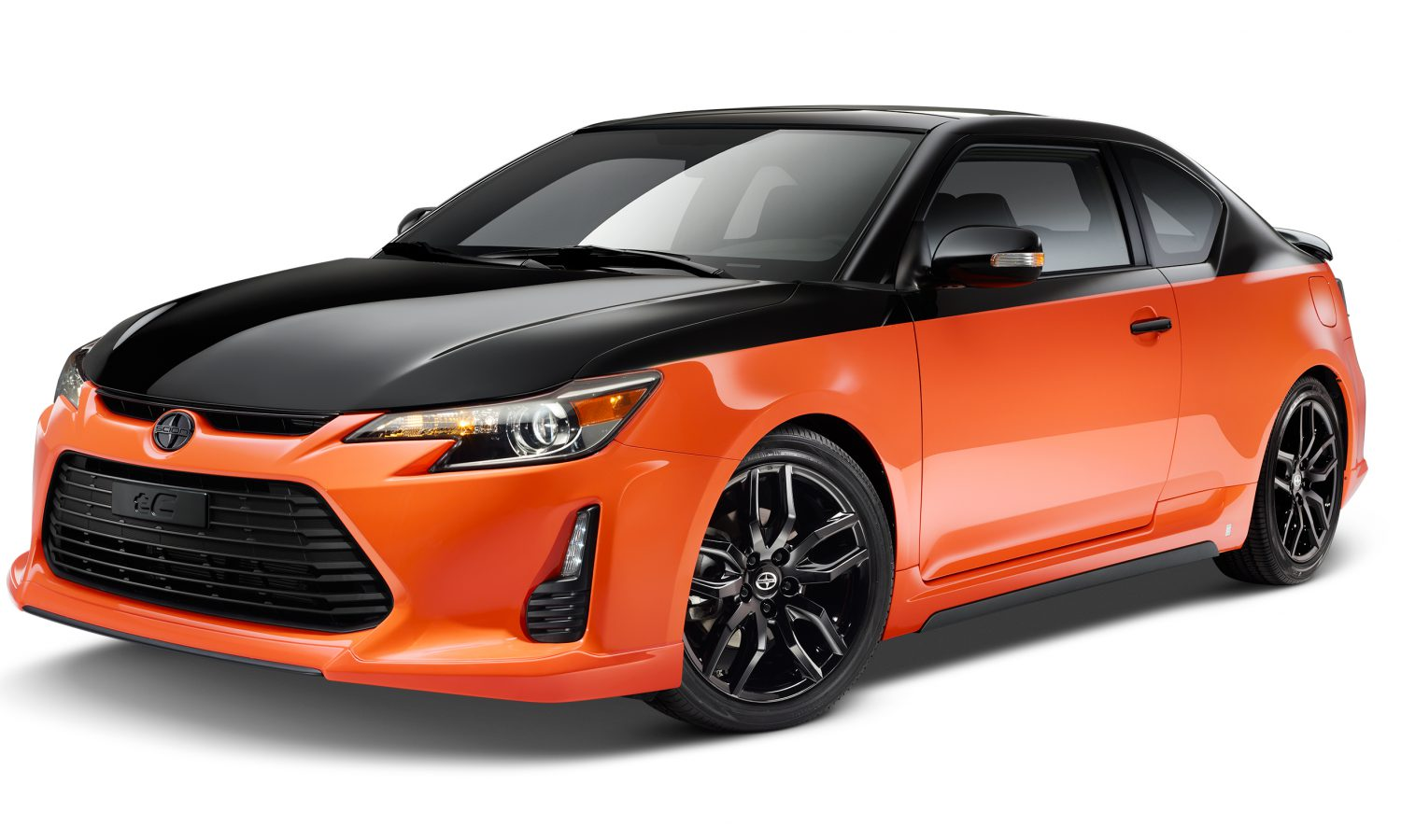 Scion tC Release Series 9.0 Steals the Show - Toyota USA ...