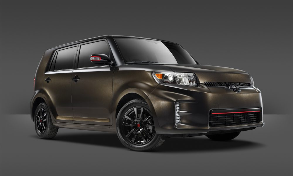 Scion Checks the Box With Final xB Special Edition Model