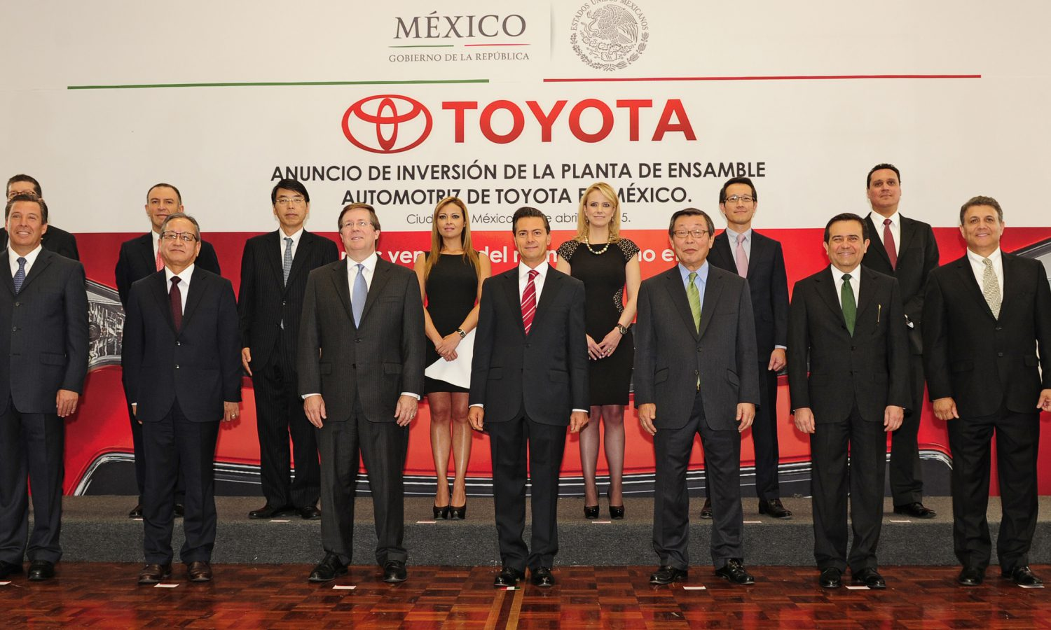 Toyota to Realign Manufacturing Operations in North America