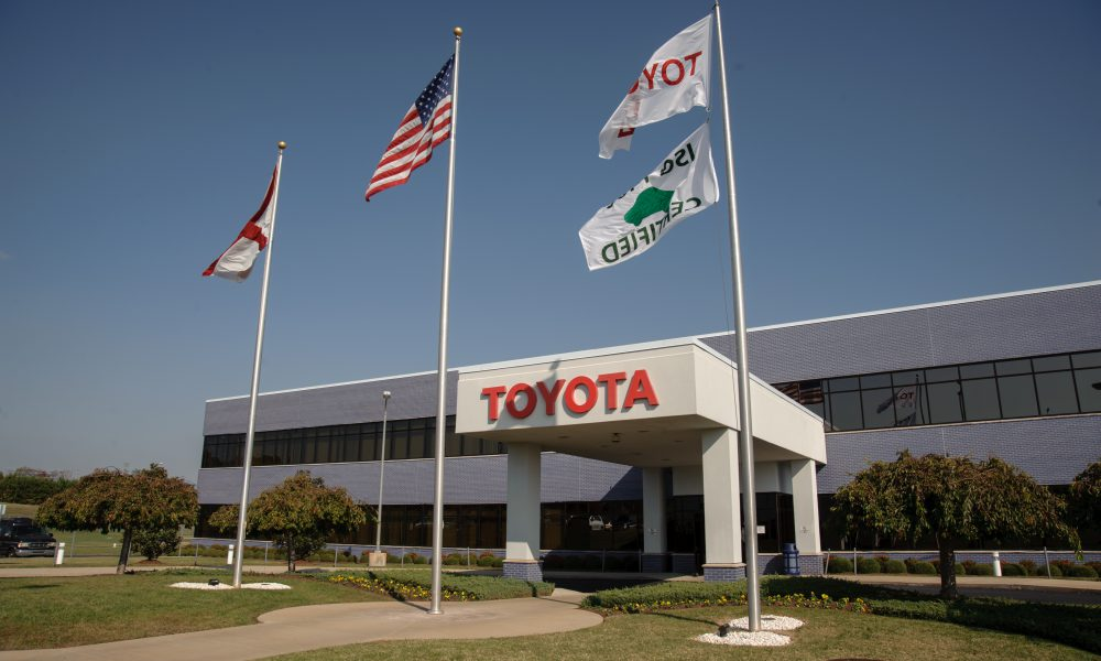 Toyota's response to COVID-19:  Monetary and In-kind Donations