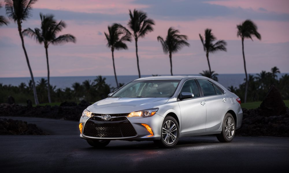 2015 – 2017 Toyota Camry [Seventh (7th) Generation]