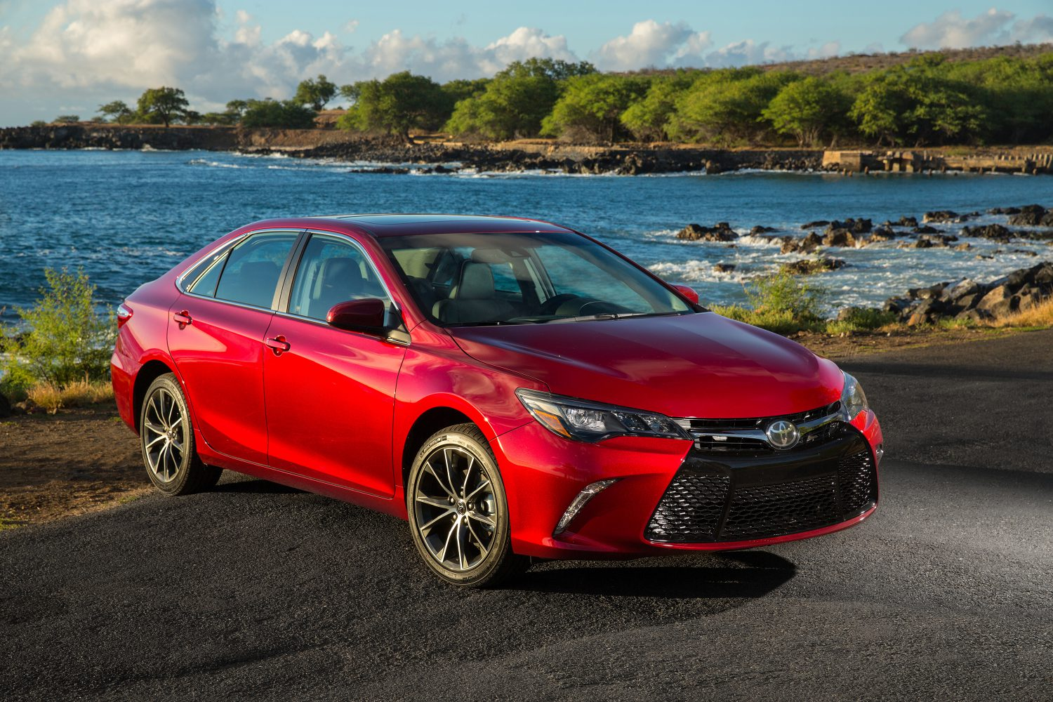 2017 Toyota Camry Reveals Secret for Remaining America's Top