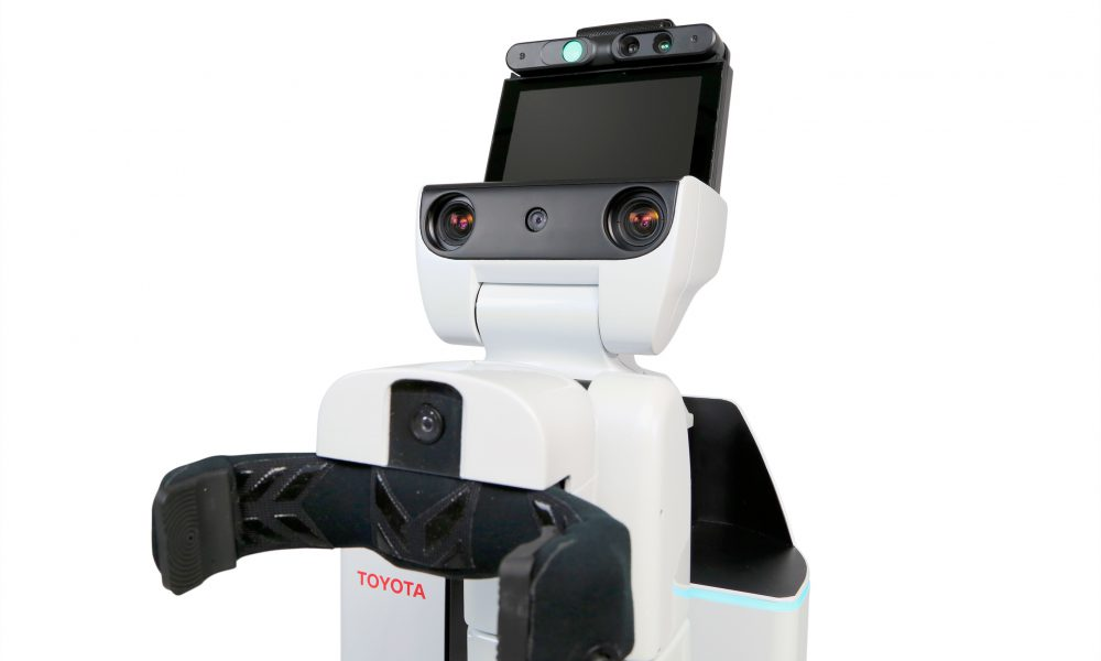 Toyota Shifts Home Helper Robot R&D into High Gear with New Developer Community and Upgraded Prototype