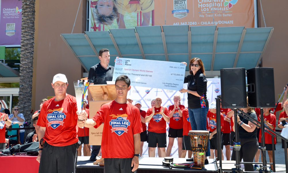 2015 Special Olympics – Los Angeles