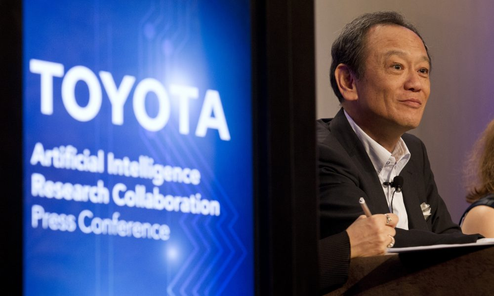 2015 Toyota/MIT/Stanford Collaborative Research Centers for Artificial Intelligence Research Announcement