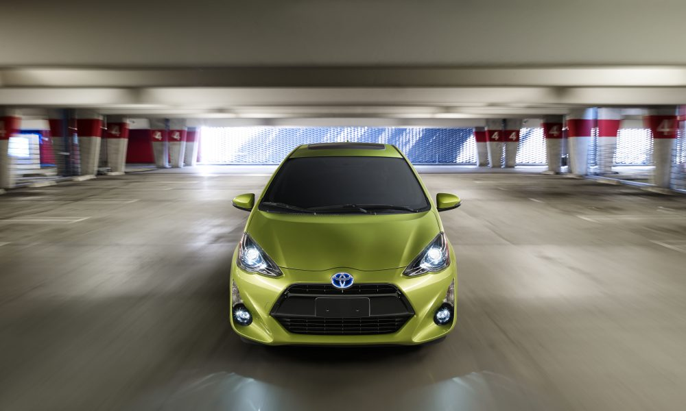 2015 Toyota Prius c Product Information