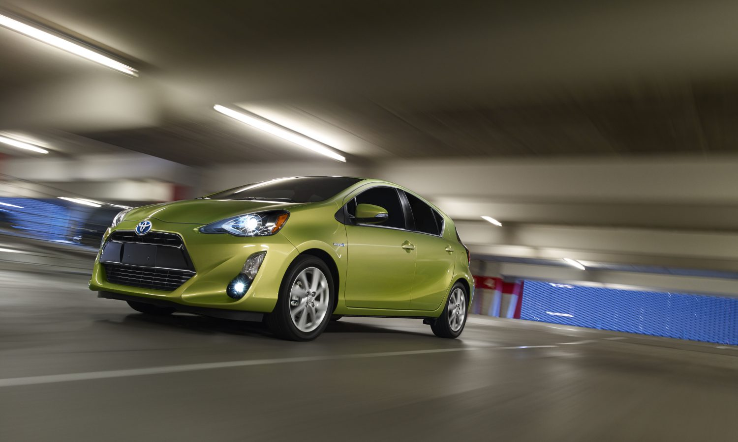 Toyota Announces Pricing for Refreshed 2015 Prius c