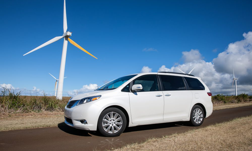 Toyota Sienna Honored at Massachusetts Institute of Technology