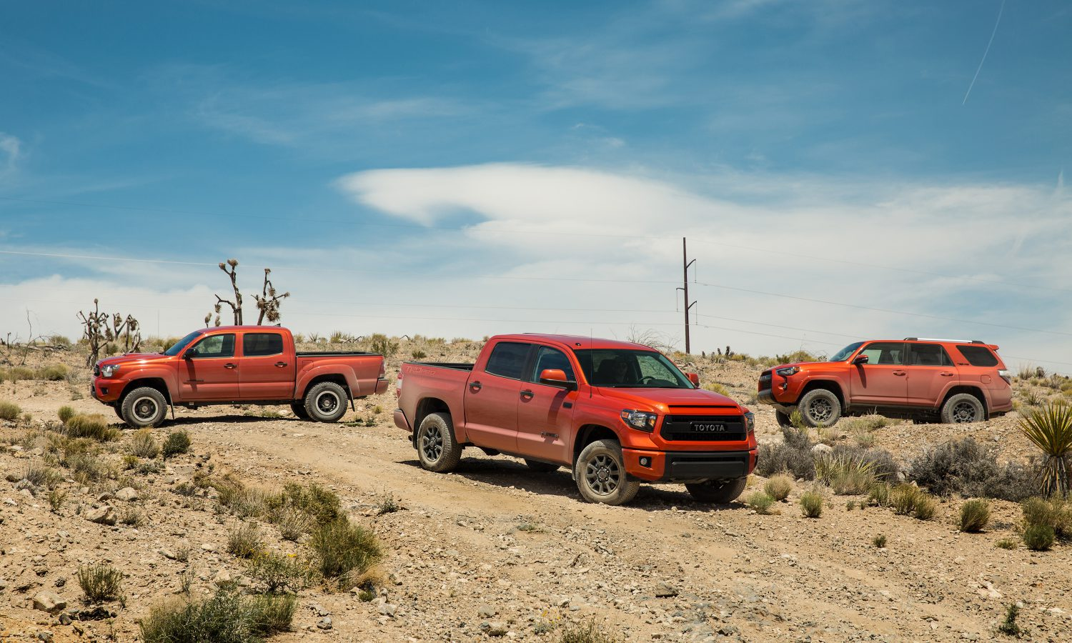 Toyota Releases Pricing for All-New TRD Pro Series Tacoma and