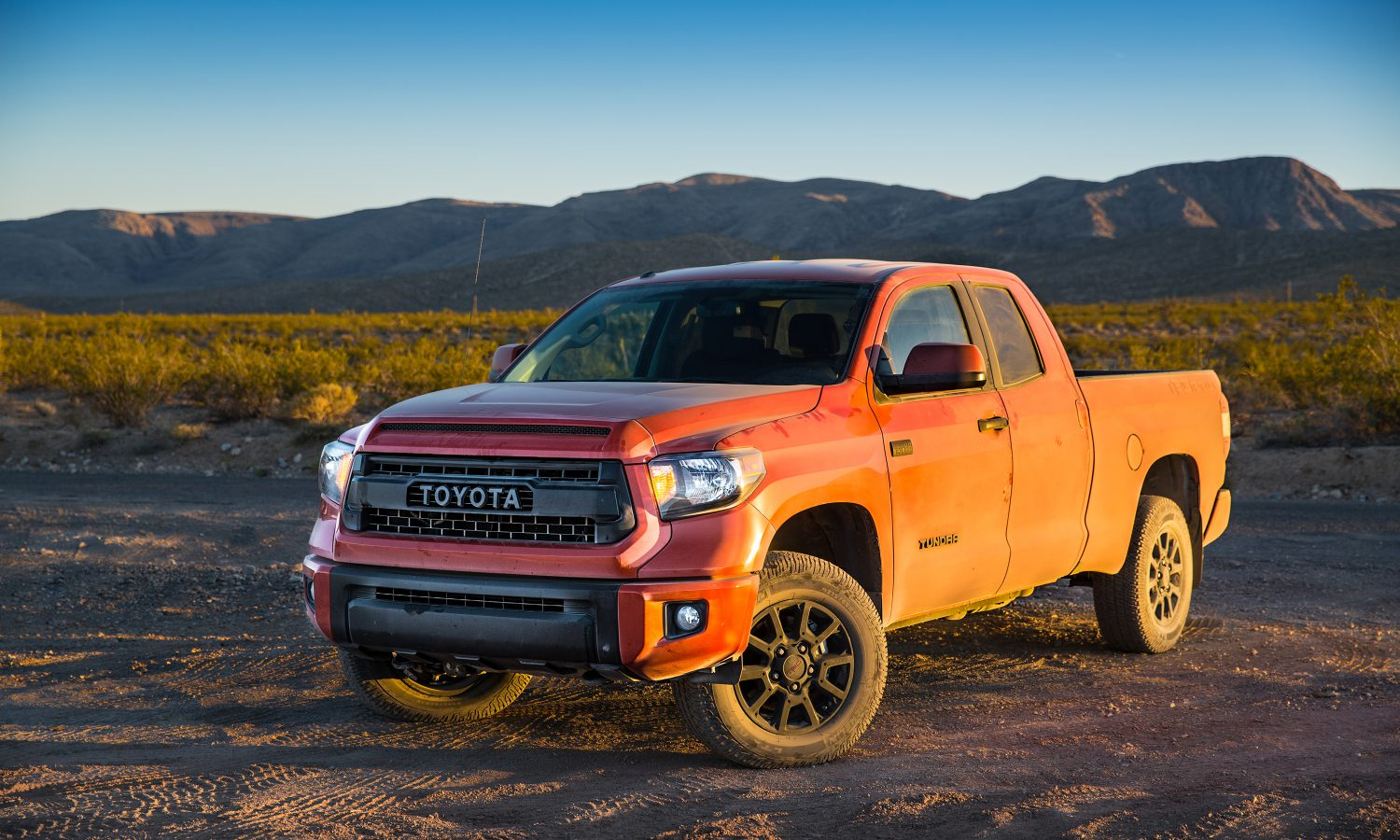Toyota Releases Pricing for All-New TRD Pro Series Tundra