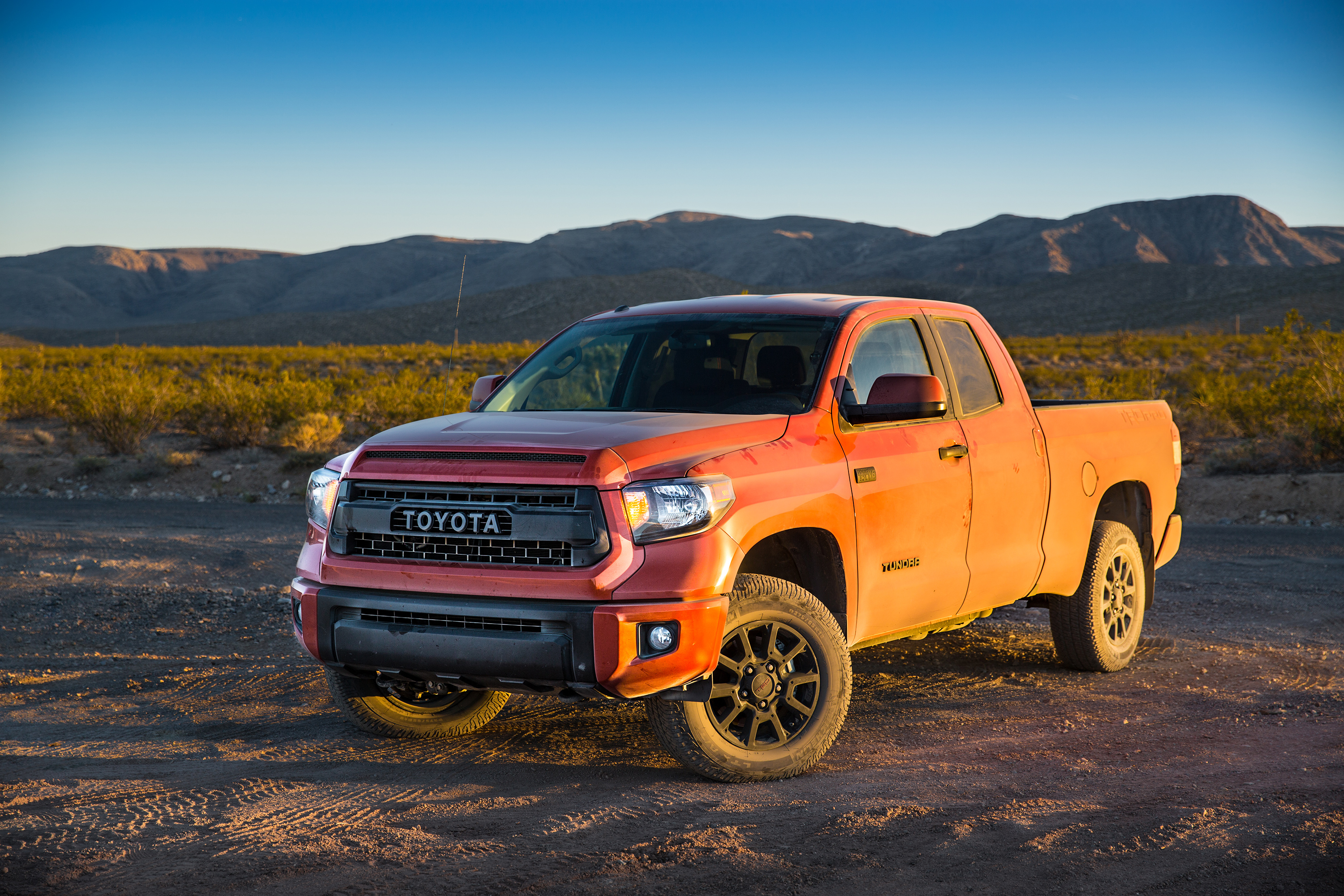 Toyota Releases Pricing For All New Trd Pro Series Tundra Toyota Usa Newsroom