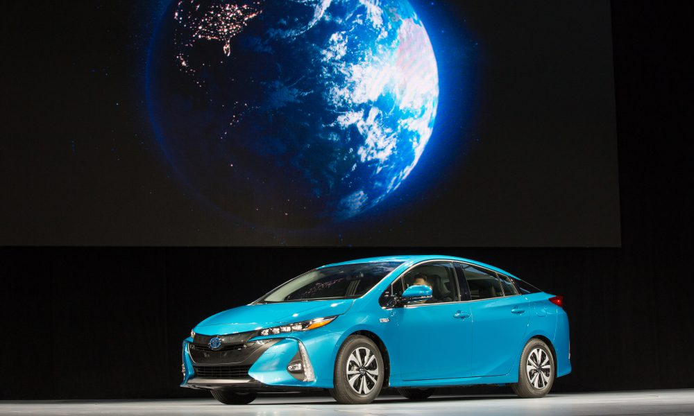2016 New York Auto Show – Toyota Prius Prime Reveal – Bill Fay