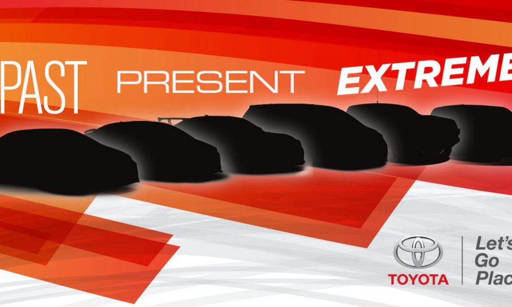 Media Alert: Toyota Extreme Builds to Wow at SEMA 2016